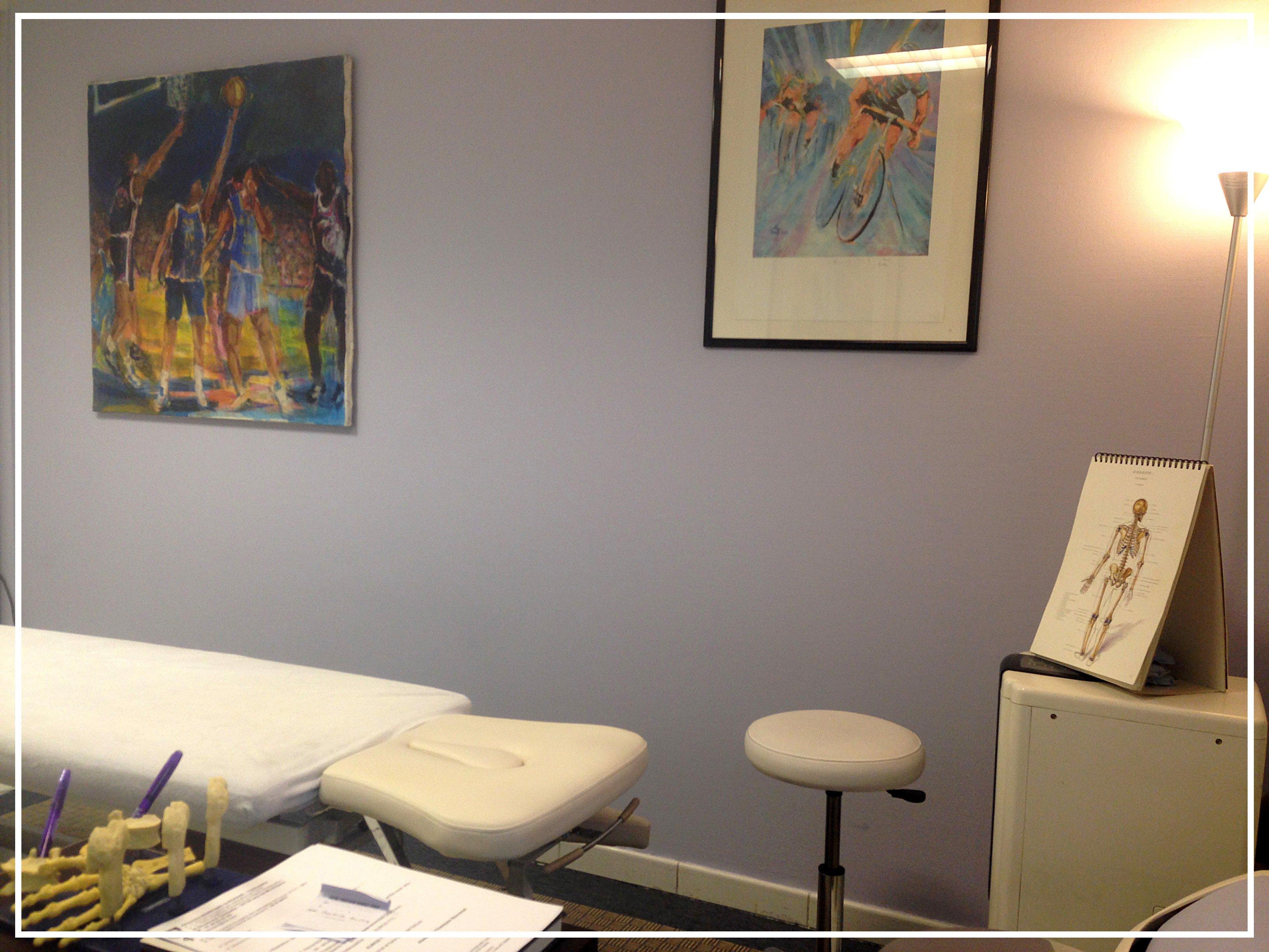 cabinet d'ostéopathie Issy les Moulineaux