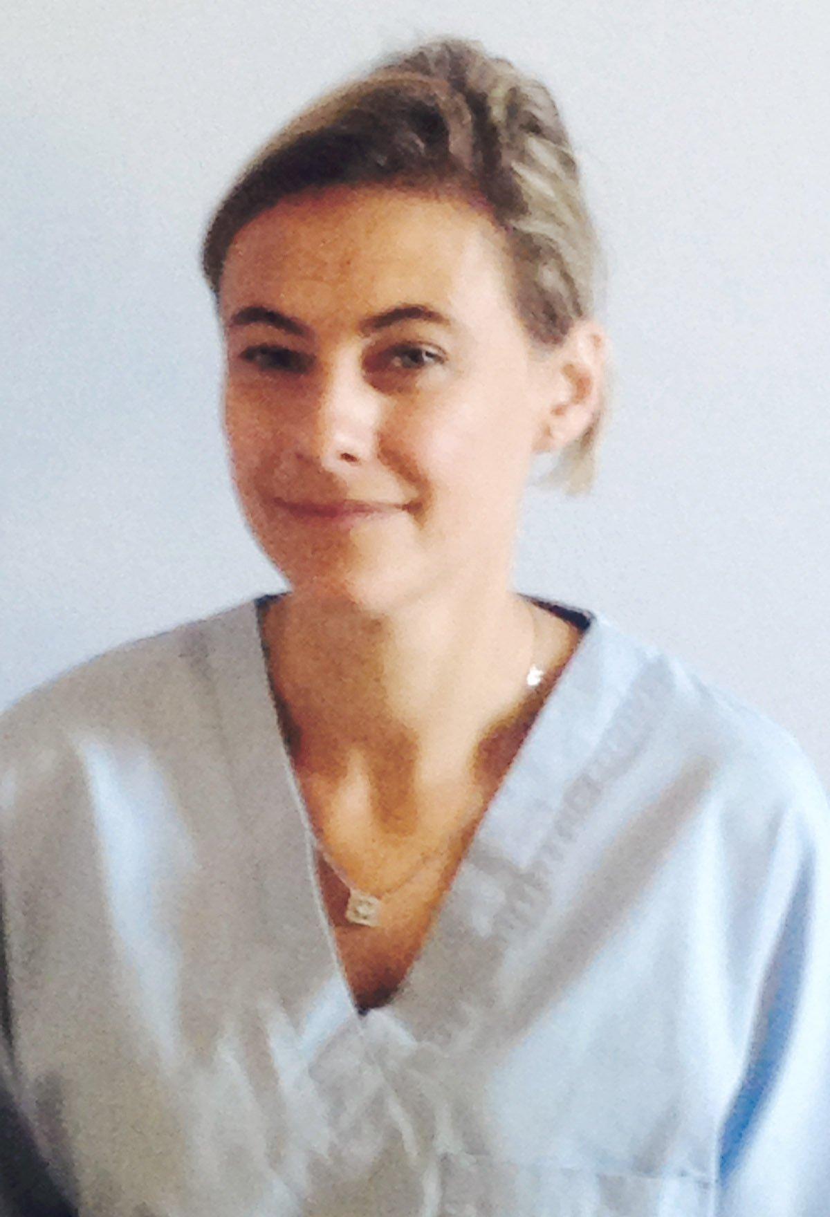 Alexandra Guesquin osteopathe Bastia - Corté